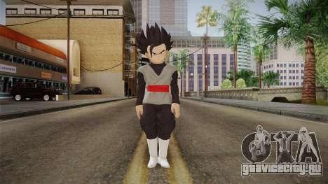 Dragon Ball Xenoverse 2 - Teen Gohan Black для GTA San Andreas второй скриншот
