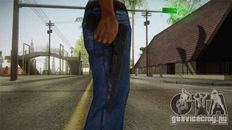 Glock 21 3 Dot Sight with Long Barrel для GTA San Andreas третий скриншот