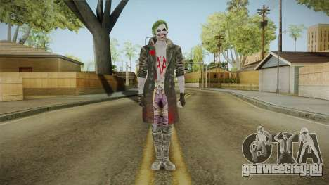 Joker from Injustice 2 для GTA San Andreas второй скриншот