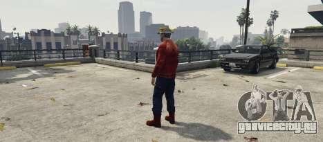 Real Jay Garrick (Earth-3) 1.1 для GTA 5 второй скриншот