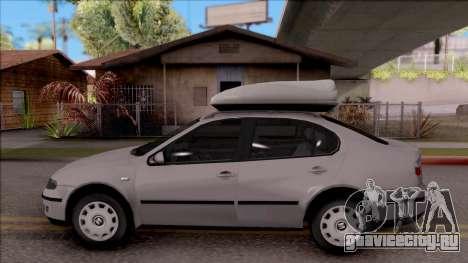 Seat Toledo 1.9 TDi для GTA San Andreas вид слева