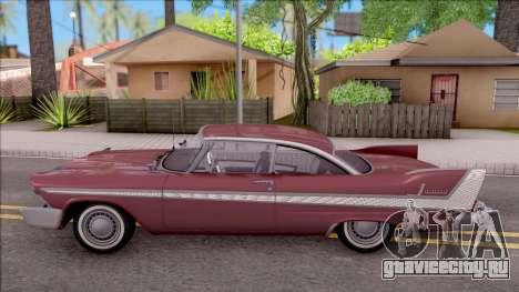 Plymouth Belvedere 1958 HQLM для GTA San Andreas