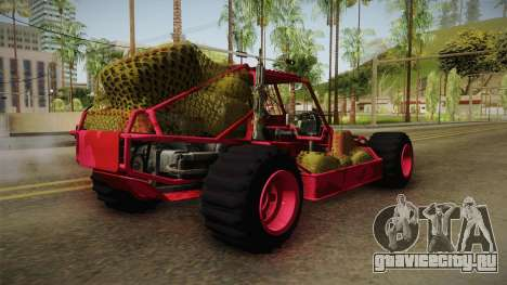 Dune FAV DLC GunRunning для GTA San Andreas вид справа
