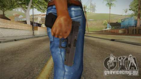 Glock 17 3 Dot Sight для GTA San Andreas третий скриншот
