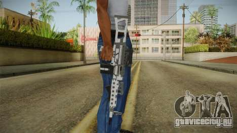 GTA 5 Gunrunning MP5 для GTA San Andreas третий скриншот