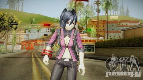 God Eater 2: Rage Burst - Yoshino Kouzuki для GTA San Andreas