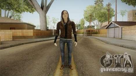 Beyond Two Souls - Jodie Holmes Asylum Outfit для GTA San Andreas второй скриншот