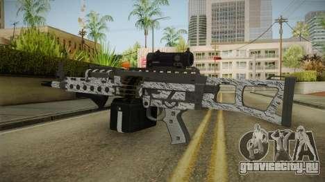 GTA 5 Gunrunning MP5 для GTA San Andreas второй скриншот