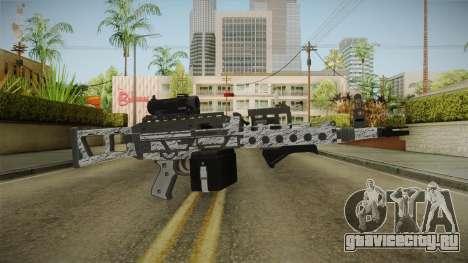 GTA 5 Gunrunning MP5 для GTA San Andreas