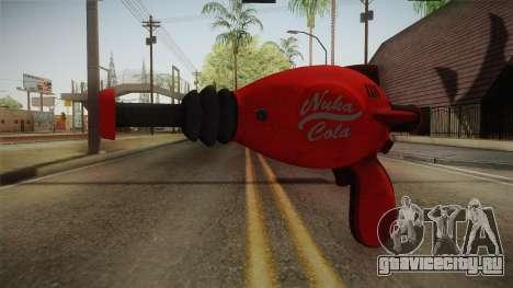 Nuka Cola Gun для GTA San Andreas
