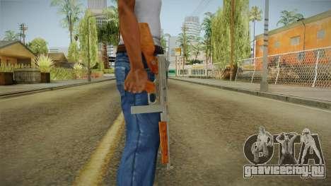 Thompson M1A1 для GTA San Andreas третий скриншот
