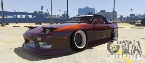 Nissan 240SX BN Sports III для GTA 5