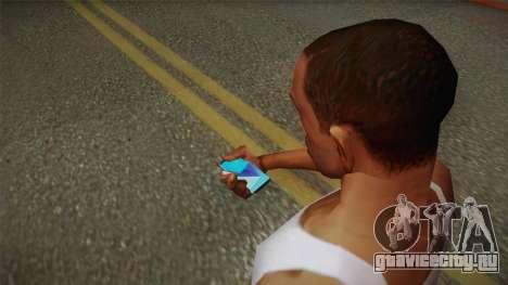 Samsung Galaxy S8 для GTA San Andreas
