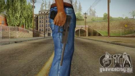 Glock 17 3 Dot Sight with Long Barrel для GTA San Andreas третий скриншот