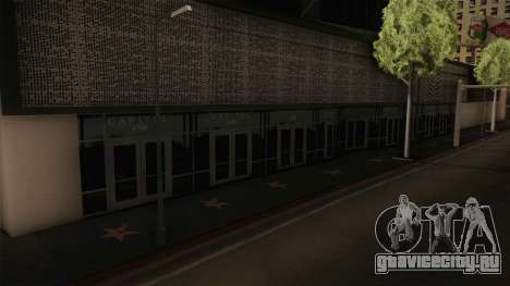 LS_Capitol Records Building v2 для GTA San Andreas третий скриншот
