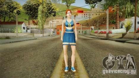 Christy Martin from Bully Scholarship v2 для GTA San Andreas второй скриншот