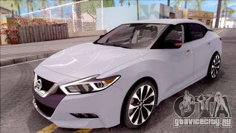 Nissan Maxima 2016 для GTA San Andreas