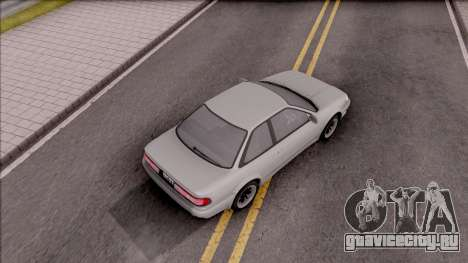 Toyota Corolla Levin GT-APEX для GTA San Andreas вид сзади