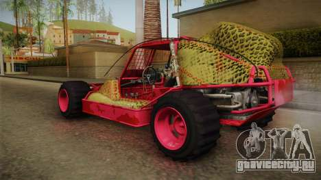 Dune FAV DLC GunRunning для GTA San Andreas вид слева