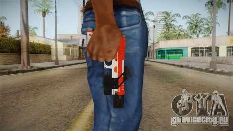 Gunrunning Pistol v2 для GTA San Andreas третий скриншот