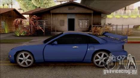 Euros Sport для GTA San Andreas вид слева