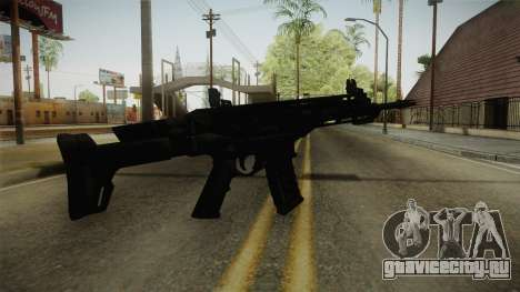 ACR Remington Assault Rifle для GTA San Andreas второй скриншот