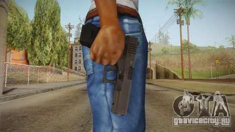 Glock 18 Blank Sight для GTA San Andreas третий скриншот