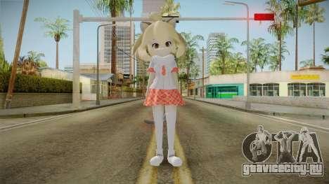 Kemono Friends Lion v2 для GTA San Andreas второй скриншот