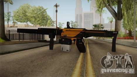 CoD: Infinite Warfare - X-Eon Warsight Skin для GTA San Andreas второй скриншот