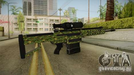 GTA 5 Gunrunning Sniper Rifle для GTA San Andreas второй скриншот