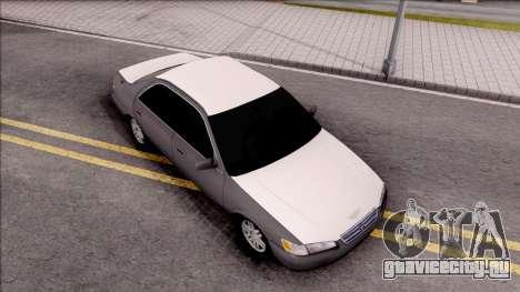 Toyota Camry 2002 для GTA San Andreas вид справа