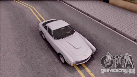 Ferrari 250 GT Berlinetta Lusso 1963 для GTA San Andreas вид справа