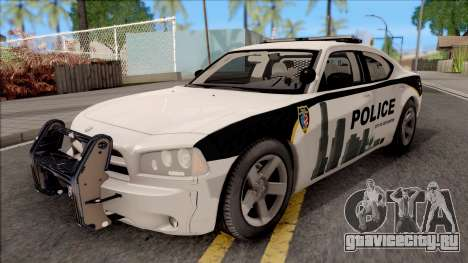 Dodge Charger Los Santos Police Department 2010 для GTA San Andreas