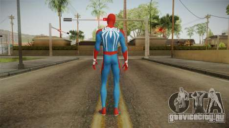 Spider-Man E3 PS4 Skin для GTA San Andreas третий скриншот