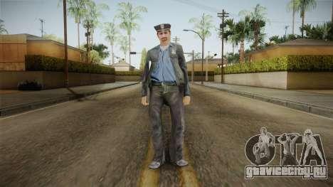 Driver PL Police Officer v4 для GTA San Andreas второй скриншот