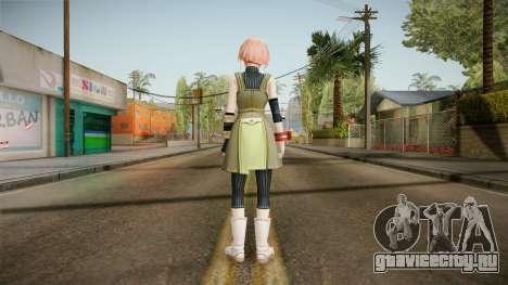 Gods Eater: Ressurection - Kanon Daiba для GTA San Andreas третий скриншот