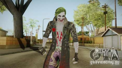 Joker from Injustice 2 для GTA San Andreas