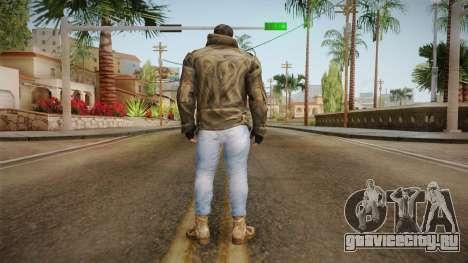 Arnold Schwarzenegger для GTA San Andreas третий скриншот