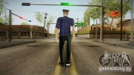 Driver PL Police Officer v3 для GTA San Andreas третий скриншот