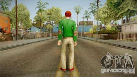Thad Carlson from Bully Scholarship для GTA San Andreas третий скриншот