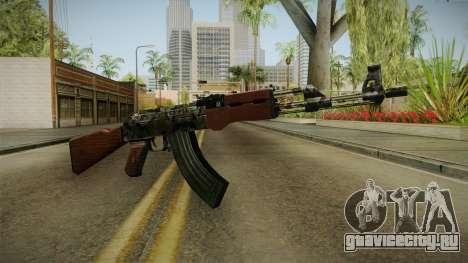 CF AK-47 v2 для GTA San Andreas второй скриншот