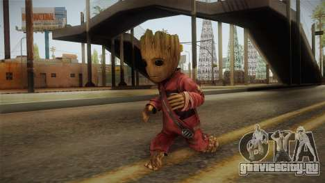 Marvel Future Fight - Groot (GOTG Vol. 2) для GTA San Andreas