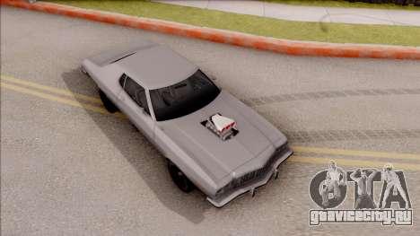 Ford Gran Torino 1975 v2 для GTA San Andreas вид справа