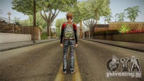 Ellie Tlou v1 для GTA San Andreas третий скриншот