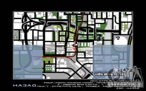 Новый текстуры отеля в Айдлвуде для GTA San Andreas пятый скриншот