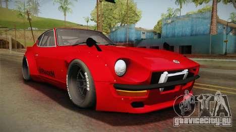 Nissan Fairlady Z 432 Rocket Bunny для GTA San Andreas