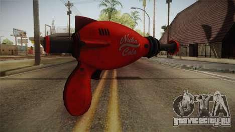 Nuka Cola Gun для GTA San Andreas второй скриншот