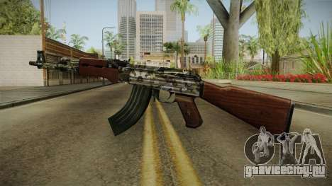 CF AK-47 v2 для GTA San Andreas третий скриншот
