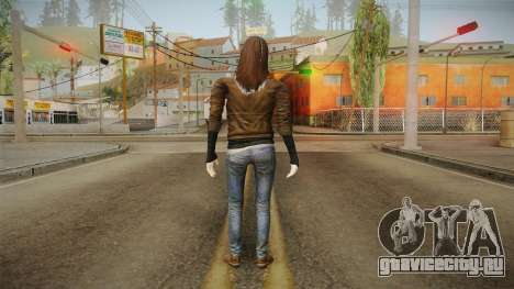 Beyond Two Souls - Jodie Holmes Asylum Outfit для GTA San Andreas третий скриншот