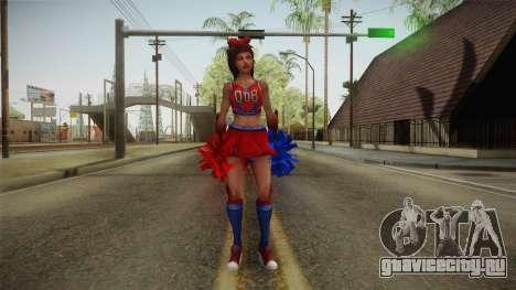 Cheer Captain Kerrigan v5 для GTA San Andreas второй скриншот